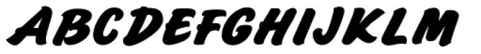 Sayer Script MN Black Font UPPERCASE