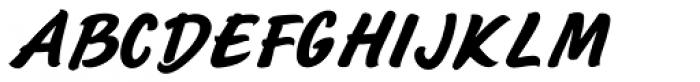 Sayer Script MN Font UPPERCASE