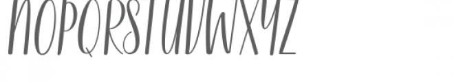 sarinah script font Font UPPERCASE