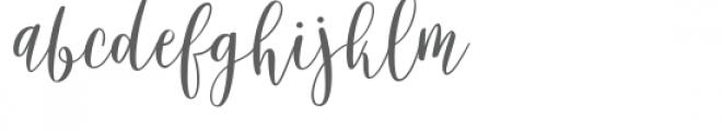 sarinah script font Font LOWERCASE