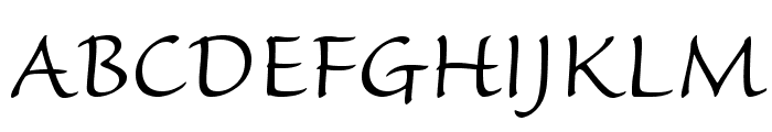 SanvitoPro-LtCapt Font UPPERCASE