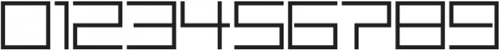 SB Carbon Wide Light otf (300) Font OTHER CHARS