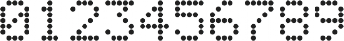 SB Liquid Dot Regular otf (400) Font OTHER CHARS