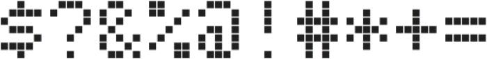 SB Liquid Open Regular otf (400) Font OTHER CHARS
