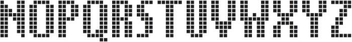 SB Message Open Regular otf (400) Font UPPERCASE