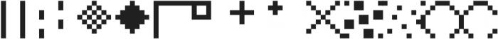 SB Pixelpaint otf (400) Font LOWERCASE