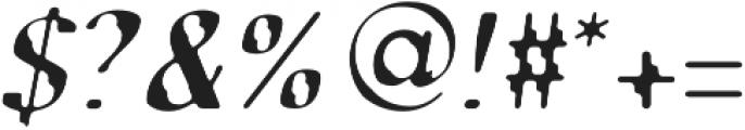 SB Tokyo Italic otf (400) Font OTHER CHARS