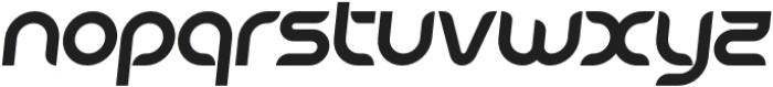 SB Unica Bold Italic otf (700) Font LOWERCASE
