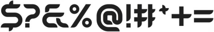 SB Unica Bold otf (700) Font OTHER CHARS