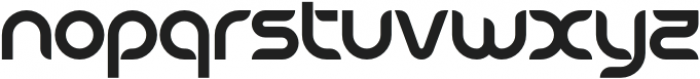 SB Unica Bold otf (700) Font LOWERCASE