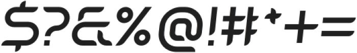 SB Unica Italic otf (400) Font OTHER CHARS