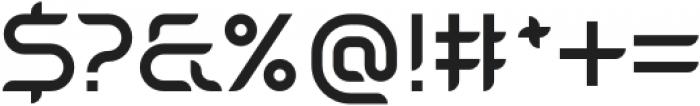 SB Unica Regular otf (400) Font OTHER CHARS