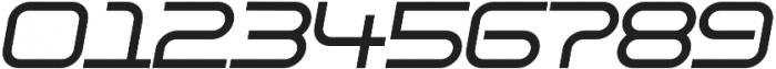 SB Vibe Extended Medium Italic otf (500) Font OTHER CHARS
