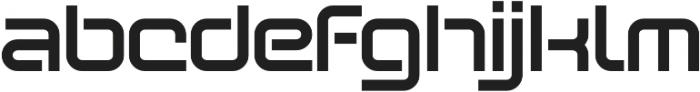 SB Vibe Extrawide Semibold otf (600) Font LOWERCASE