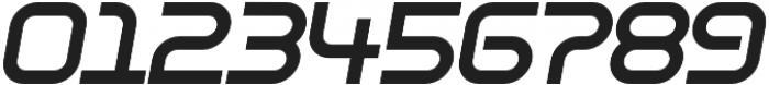 SB Vibe Wide Semibold Italic otf (600) Font OTHER CHARS