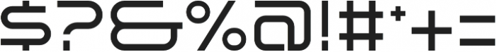SB Vibe otf (400) Font OTHER CHARS