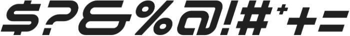 SB Vibe otf (700) Font OTHER CHARS