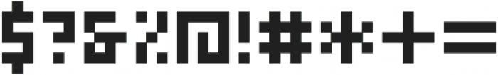 SB Websnap Regular otf (400) Font OTHER CHARS