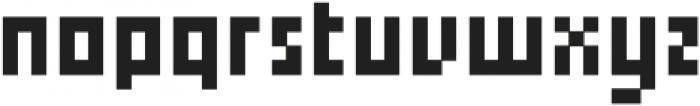 SB Websnap Regular otf (400) Font LOWERCASE