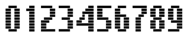 SB Message Line Regular Font OTHER CHARS