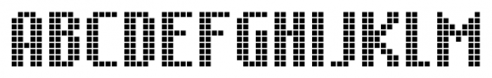 SB Message Open Regular Font UPPERCASE