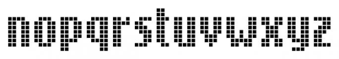 SB Message Open Regular Font LOWERCASE
