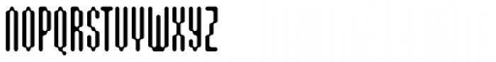 SB Byte Font UPPERCASE