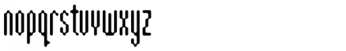 SB Byte Font LOWERCASE