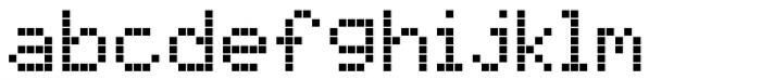 SB Liquid Open Font LOWERCASE