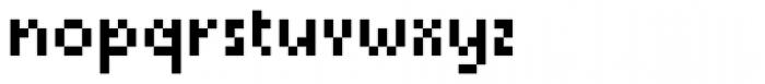 SB Navigator Regular Font LOWERCASE
