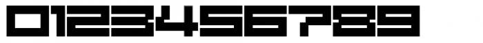 SB Raster Font OTHER CHARS