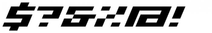 SB Superbloc Italic Font OTHER CHARS