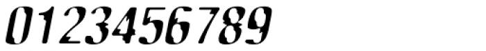 SB Tokyo Italic Font OTHER CHARS