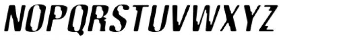 SB Tokyo Italic Font UPPERCASE