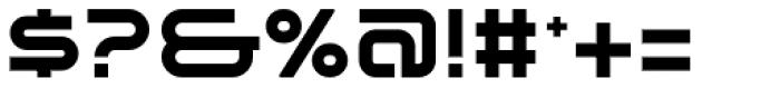 SB Vibe Bold Font OTHER CHARS