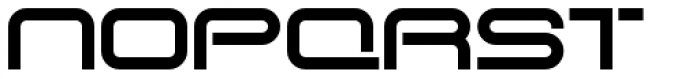 SB Vibe Bold Font UPPERCASE