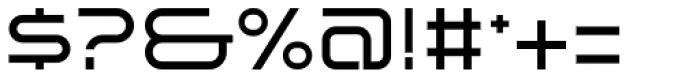 SB Vibe Regular Font OTHER CHARS