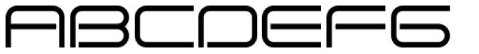 SB Vibe Regular Font UPPERCASE