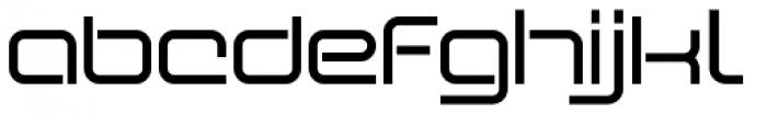 SB Vibe Regular Font LOWERCASE