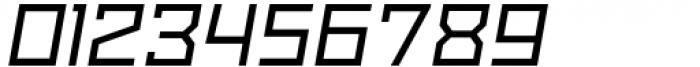 SbB Powertrain Medium Italic Font OTHER CHARS