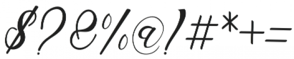Scallion otf (400) Font OTHER CHARS
