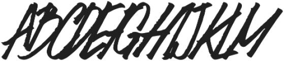 Scamfuk otf (400) Font UPPERCASE