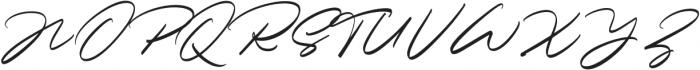 Scargent-Regular otf (400) Font UPPERCASE