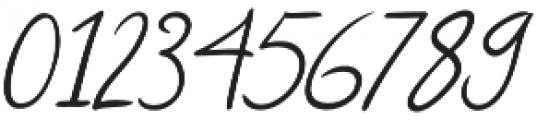Scarlet Whaleys Slant otf (400) Font OTHER CHARS