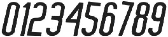 Scarlett  Sans S Display Slant otf (400) Font OTHER CHARS