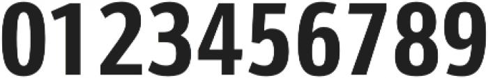 Schnebel Sans Pro Comp Bold otf (700) Font OTHER CHARS