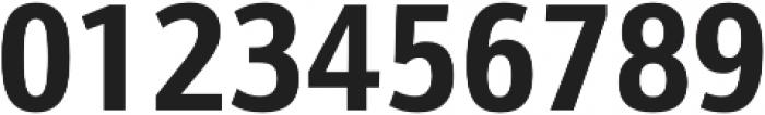 Schnebel Sans Pro Cond Bold otf (700) Font OTHER CHARS