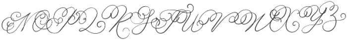 Schonheit otf (400) Font UPPERCASE