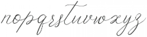 Schonheit otf (400) Font LOWERCASE