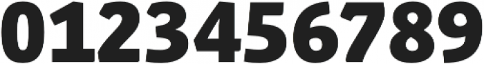 Schuss Slab Pro Heavy otf (800) Font OTHER CHARS